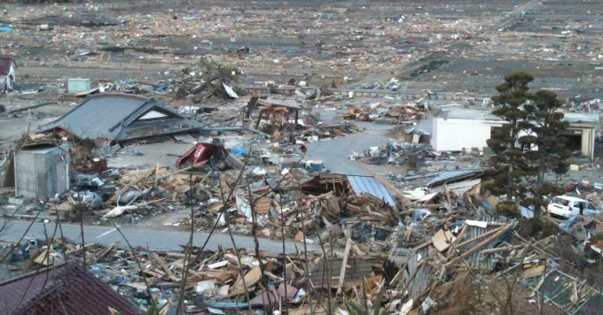 Witness videos 3/11 Tsunami