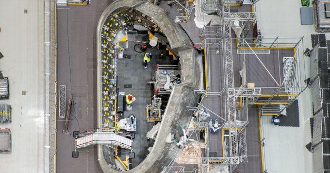 ITER Experimental Tokamak Fusion Reactor