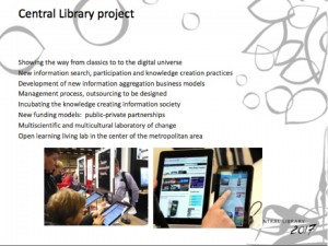 Central Library project