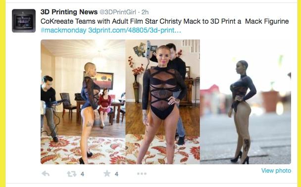 2015.03.17 AdultFilmStar 3D print