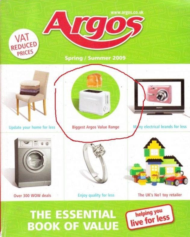 Argos Catalog