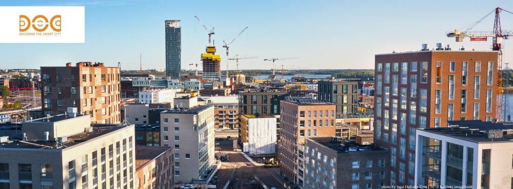 Decoding The Smart City