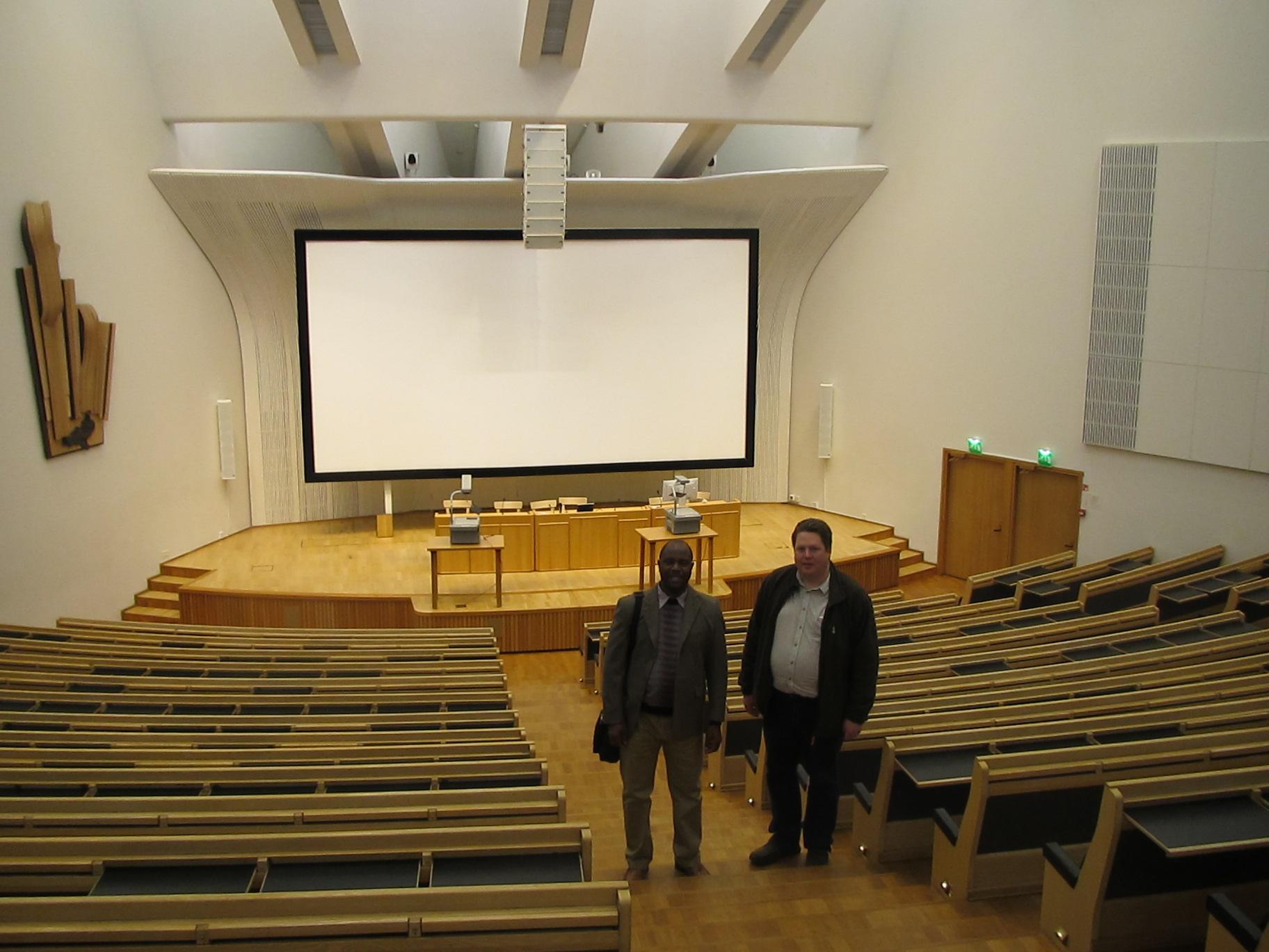 Finnish pulp and paper research institute